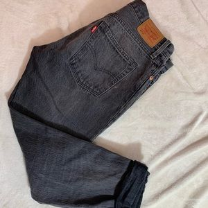 Distressed Black LEVIS Jeans!